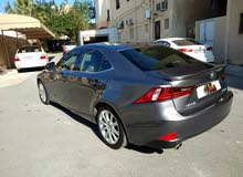 2015 model LEXUS IS 350(6 Cylinder)for sale