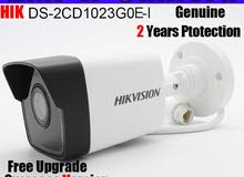 Hikvision 2 mp ip camra.its good quality camra.
