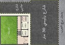 للبيع(محلات و مخزن)على ارض415متر ببرج العرب
