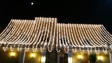 مؤسسة أطياف الشتاء للزينة والمناسبات فرع 1 و 2 الثقبة شارع مكة تقاطع 16