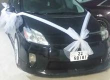 Renting Toyota cars, Prius 2015 for rent in Amman city