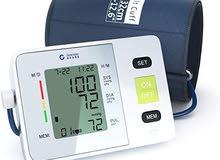 جهاز قياس الضغط وقياس النبض الكتروني (FDA APPROVED)1w