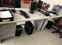مكاتب مستعملة