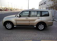 للبيع متسوبيشي باجيرو 2011 لون ذهبي ماشي 190 كم