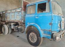 شاحنة قلابة