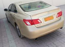 Expat driven (lady) Lexus ES 350 (best condition-US made)