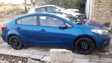 Gasoline Fuel/Power   Kia Cerato 2013