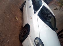 White Daewoo Lanos 2002 for sale