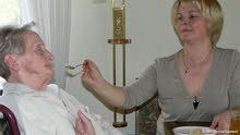 كارما لرعاية المسنين بمنازلهم رعاية كاملة على اعلى كفاءة من العمل 01206999739