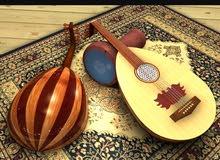 عازف عود وطرب وفرق  موسيقية