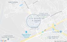 شقة مفروشة 160م للايجار في تونس العاصمة