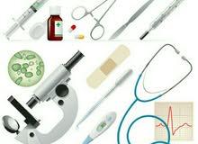 مندوب مبيعات مستلزمات أجهزة طبية