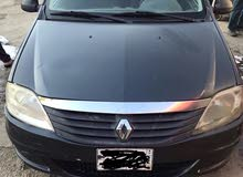 Renault Logan 2013 For sale - Grey color