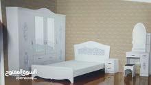 مجموعة غرف نوم للبيع جديدة العديد من الألوان المتاحة مثل الأسود والبني وغيرها ال