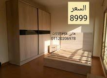 غرف نوم مودرن بسعر المصنع