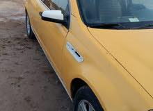 Orange Chevrolet Caprice 2009 for sale