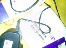 جهاز بي ان سبورت مع محول الكهرباء وريموت وكارت الشريحه بحاله جيده