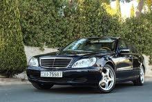 Mercedes S350 2003 / بحالة ممتازة جدا