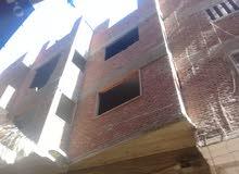 عماره للبيع رابع نمره من شارع الورشه قسم المرج مساحة 150م