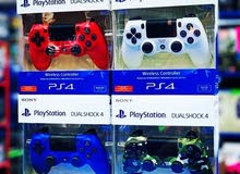 Ps4 wireless controller available at Gamerzone