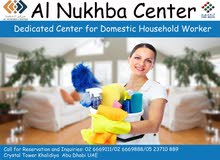 We Providing Housemaids with experience, Training well. Special Services & Best Price