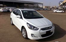 Hyundai Accent 2014 for rent per Day