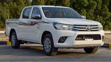 Toyota Hilux 2016 automatic Ref#447 4X2 - AED 57,500