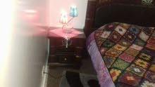 سرير مستعمل زوجى صينى بحالة جيده