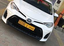 Gasoline Fuel/Power   Toyota Corolla 2017