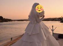 فستان زفاف جوميه