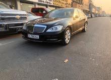 Black Mercedes Benz S 350 2010 for sale