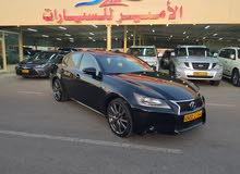 Lexus GS 2013 For sale - Black color