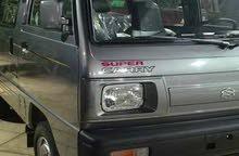 عربية سوزوكي فان 7راكب موديل 2015متاحه بالسواق للعمل الدائم التزام تام بالمواعيد