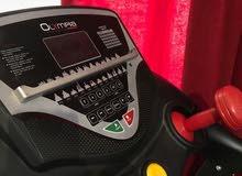 جهاز سير كهربائي مع عجله رياضيه