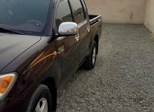 تيوتا بيكاب  2007 للبيع اول البدل مع فورويل اوتمااتيك