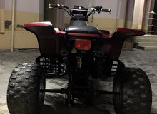 Used Yamaha motorbike made in 2007 for sale