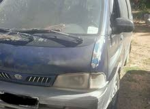 Grey Kia Borrego 2003 for sale