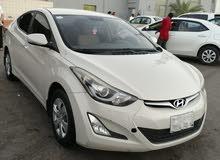 Beige Hyundai Elantra 2015 for sale
