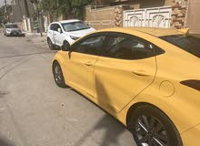 Automatic Yellow Hyundai 2016 for sale