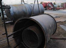 بويلرات بخار بأحجام مختلفة من 1/4 طن إلى 3 طن