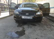 Black Ford Focus 2006 for rent