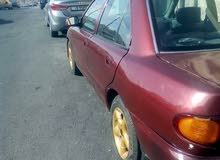 Maroon Mitsubishi Other 1995 for sale