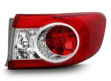 Toyota Corolla Genuine Tail Lights