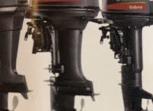 محركات زوارق
