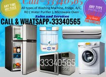 Ac And Fridge All Problem Repair,Services,Gas,Clean,Hot Air,Water Leaking