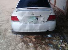 For sale 2008 White Lancer