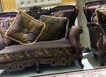 Available for sale in Al Ain - Used Sofas - Sitting Rooms - Entrances