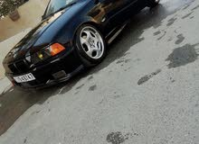 Manual Black BMW 1992 for sale