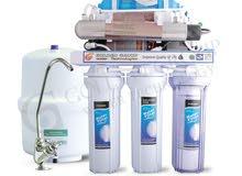 فلتر 7مراحل لتنقية مياه الشرب مع التعقيم بالاشعة (U.V)