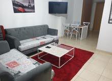 شقة مفروشة للإيجار باليوم في المنزه السابع بجانب حي النصر 2